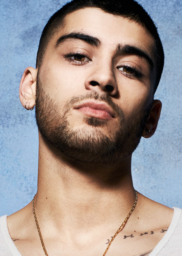 Zayn Malik Wallpaper Possibly Containing A Portrait Called DAZED AND CONFUSED MAGAZINE