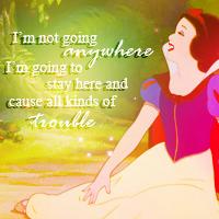 DP Quotes - Snow White - Disney Princess Icon (39614782 ...
