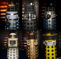 Daleks 1963 - 2010 - doctor-who photo