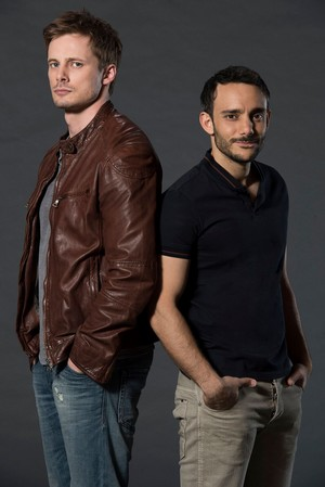 Damien and Amani Season 1 Official Portrait