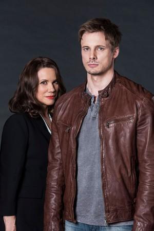 Damien and Ann Season 1 Official Portrait