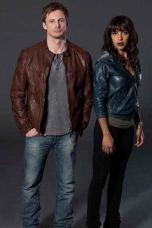 Damien and Simone Season 1 Official Portrait