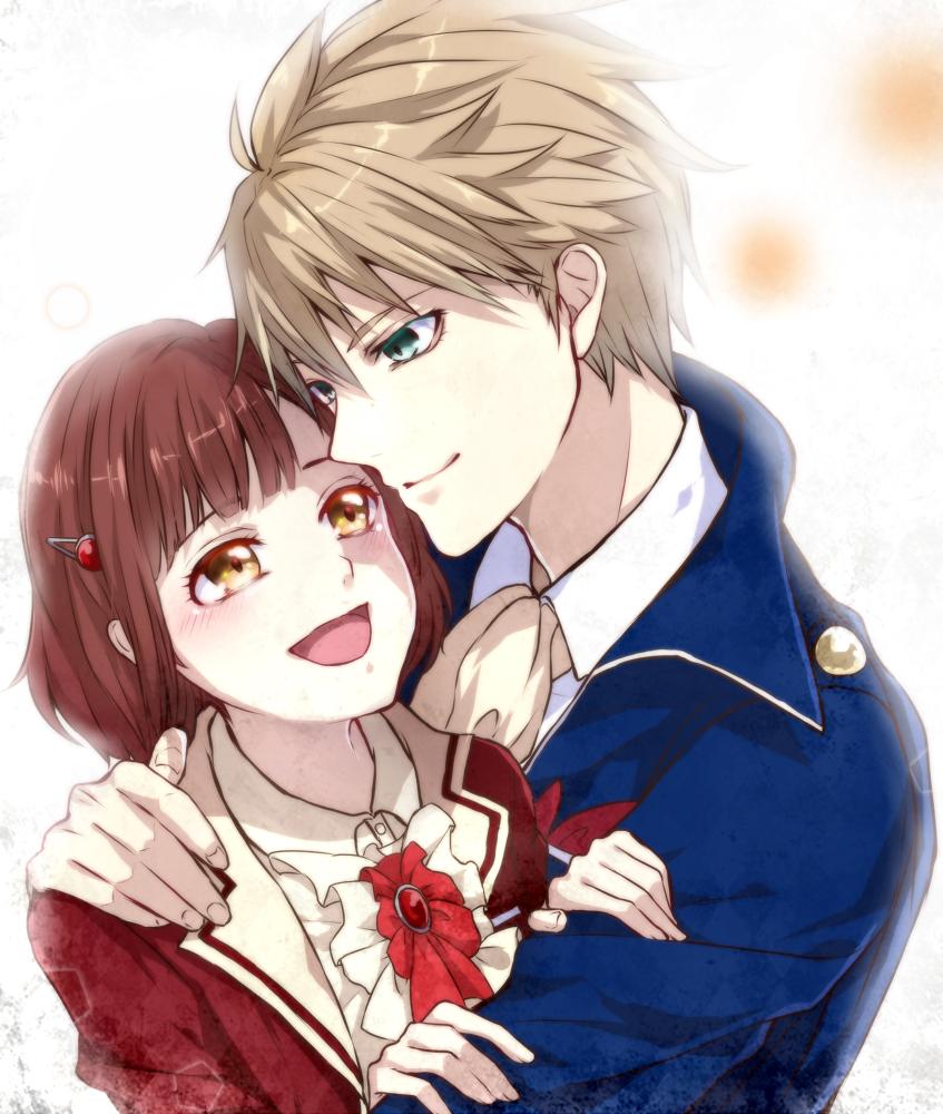 Anime innocent face