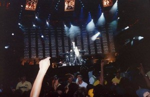Dangerous World Tour 1992