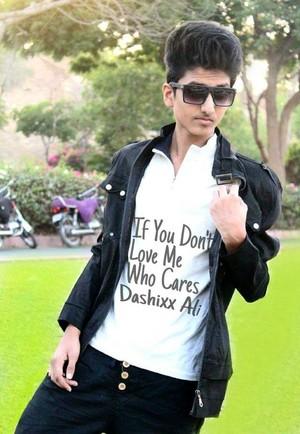 Dashixx Ali