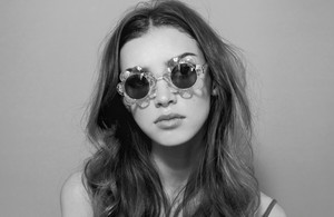Denyse tontz the fosters freeform glasses