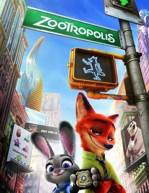 Disney's Zootropolis