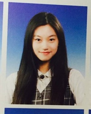 Doyeon's Graduation Photo