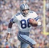 Dallas Cowboys foto possibly containing a speculant, punter titled Drew Pearson
