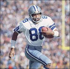 NFL 壁紙 possibly with a tailback, a lineman, and a パンター, 賭ける titled Drew Pearson