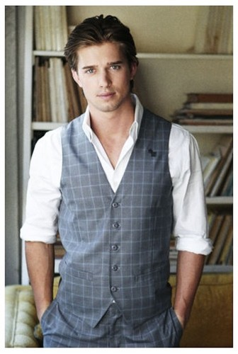 Drew furgone, furgone, van Acker wallpaper probably containing a well dressed person entitled Drew furgone, van Acker