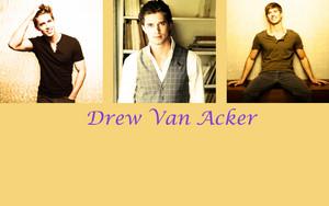 Drew furgone, van Acker