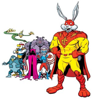 Earth 26 Captain Carrot And His Amazing Zoo Crew