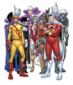 Earth 35 Super Americans - dc-comics photo