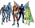 Earth 39 Agents Of W.O.N.D.E.R. - dc-comics photo