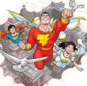 Earth 5 Captain Marvel Family