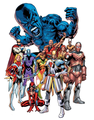 Earth 8 Retaliators - dc-comics photo