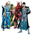 Earth 9 Tangent - dc-comics photo