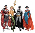 Earth 11 Justice Guild - dc-comics photo