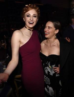 Emilia and Sophie
