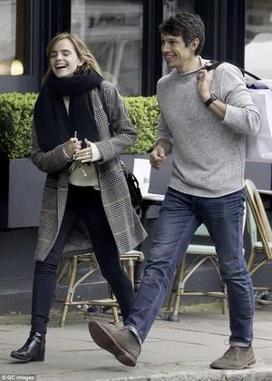 Emma Watson and Knight in London [June 03, 2016]