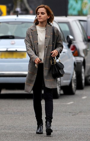 Emma Watson out and about in London [June 03, 2016]
