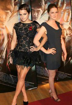 Emma and Bonie