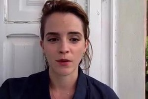 Emma talk about Cmafed Campaign on her official Facebook