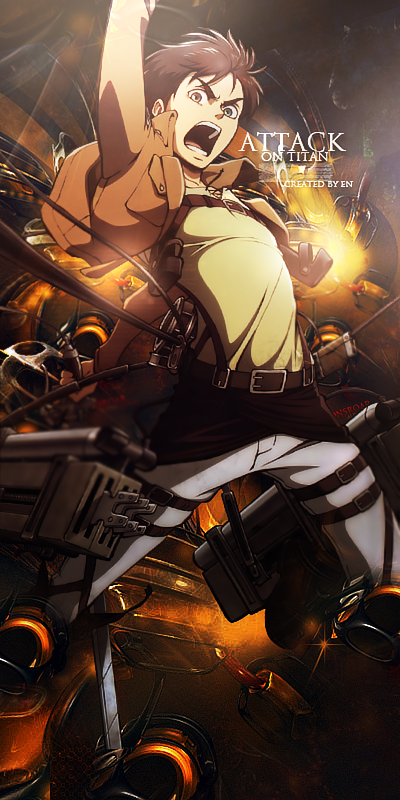 Shingeki No Kyojin Attack On Titan Images Eren Yaeger Wallpaper