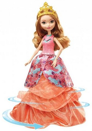Ever After High 2-in-1 Magical Fashion Ashlynn Ella doll
