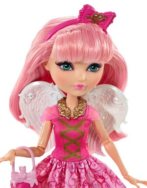 Ever After High Birthday Ball C.A Cupid doll