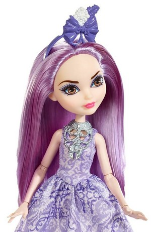 Ever After High Birthday Ball Duchess 백조 doll