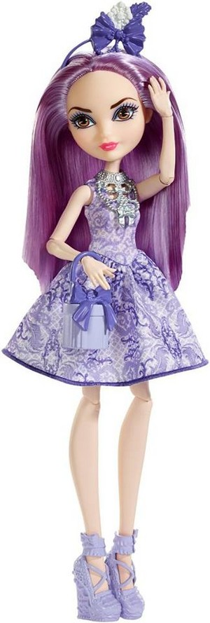 Ever After High Birthday Ball Duchess angsa, swan doll