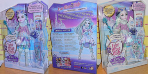 Ever After High Epic Winter Crystal Winer doll