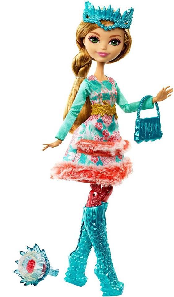 Ever After High Epic Winter Winter Ashlynn Ella doll