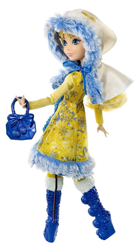 Ever After High Epic Winter Winter Blondie Lockes doll