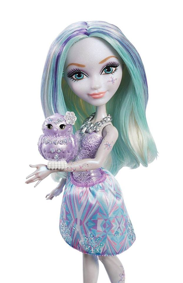 Ever after high images ever after high epic winter winter sparklizer
