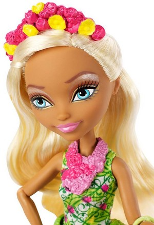 Ever After High Nina Thumbell doll