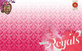 Ever After High Royals achtergrond