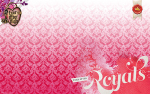 Ever After High Royals wallpaper