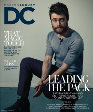 Ex: Modern Luxury DC Covers Daniel Radcliffe (June Issue) (Fb.com/DanieJacobRadcliffeFanClub)