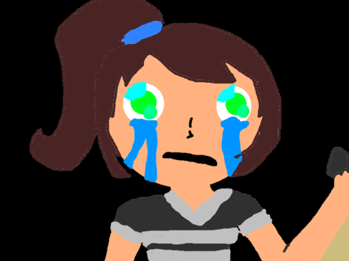 Five Nights at Freddy's پیپر وال entitled FNaF 4 Crying Child girl