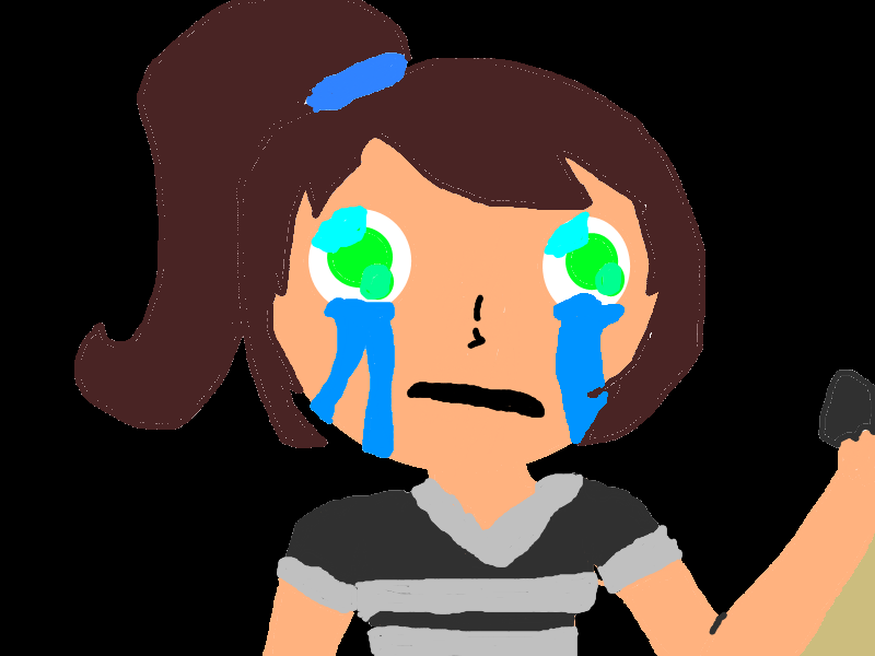 FNaF 4 Crying Child girl