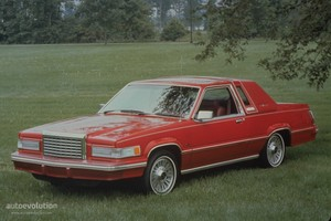 FORD Thunderbird 1982