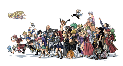 fairy tail fondo de pantalla entitled Fairy Tail