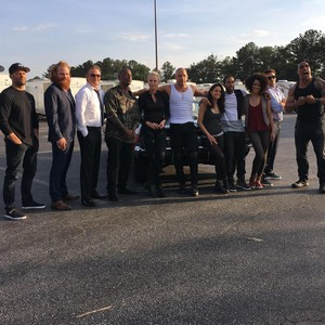 Fast 8 Cast