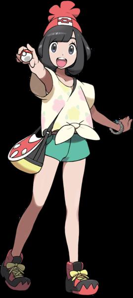 Female Protagonist
