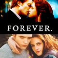 twilight-series - Forever wallpaper