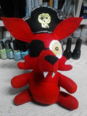 Foxy Plushy 1