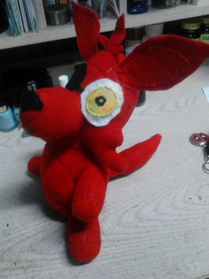 Foxy Plushy 2